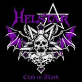 Helstar - Clad In Black (White Vinyl) (LP)