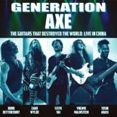 Generation Axe - Guitars That Destroyed The World