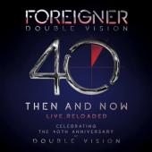 Foreigner - Double Vision: Then And Now (2BLURAY)