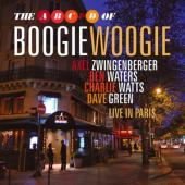 Abc&D Of Boogie Woogie - Live In Paris