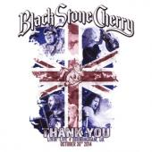 Black Stone Cherry - Thank You - Livin' Live (2CD)