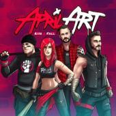 April Art - Rise & Fall