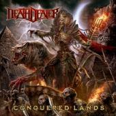 Death Dealer - Conquered Lands ( Black/White Splatter Vinyl) (2LP)