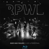 Rpwl - God Has Failed - Live & Personal (BLURAY)