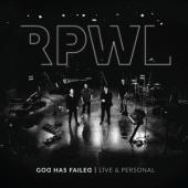 Rpwl - God Has Failed - Live & Personal (Blue Vinyl) (2LP)