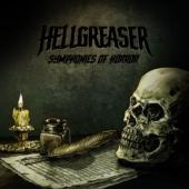 Hellgreaser - Symphonies Of Horror (Bloodred, Silver/Gold Swirl Vinyl) (2LP)