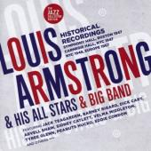 Armstrong, Louis - Louis Armstrong & His All Stars & Big Band (2CD)