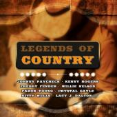 V/A - Legends Of Country (2CD)