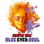 Simply Red - Blue Eyed Soul (Purple Vinyl) (LP)