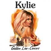 Minogue, Kylie - Golden - In Concert (2CD+DVD)