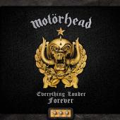 MOTORHEAD - EVERYTHING LOUDER FOREVER - THE VERY BEST OF (4LP)