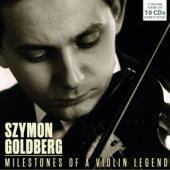 Goldberg, Szymon - Milestones Of A Violin Legend (10CD)