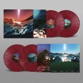 Bonobo - Fragments (Red Marble Vinyl) (2LP)