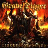 Grave Digger - Liberty Or Death (LP)