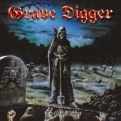 Grave Digger - The Grave Digger (Ltd Blue/Black Sp (LP)
