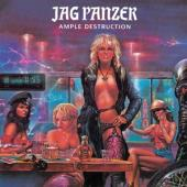 Jag Panzer - Ample Destruction (Neon Violet Vinyl) (LP)