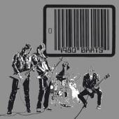 Brats - 1980 (Silver & Black Splatter Vinyl) (LP)