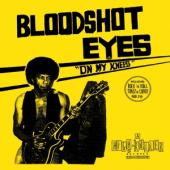 Bloodshot Eyes - On My Knees (Blue Vinyl) (LP)