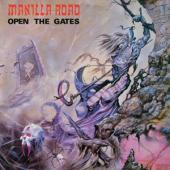 Manilla Road - Open The Gates (Grey/White Splatter Vinyl) (LP)
