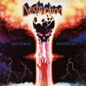 Destruction - Infernal Overkill (Blue Vinyl + 2 Posters + A5 Photo) (LP)