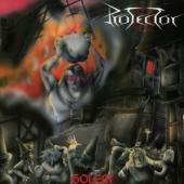 Protector - Golem (Blood Red Vinyl) (LP)