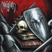 Militia - And The Gods Made War (Red Vinyl) (LP)