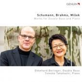 Beringer, Ekkehard/Tomoko Takahaski - Schumann, Brahms, Misek