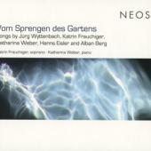 Katrin Frauchiger Katharina Weber - Vom Sprengen Des Gartens CD