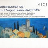 Orchestre Des Pays De Savoie Andrea - Wolfgang Jacobi 125 Live  Megeve Fe CD
