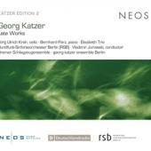 Rundfunk-Sinfonieorchester Berlin V - Katzer Late Works