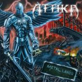 Attika - Metal Land (LP)
