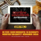 V/A - Online Woodstock Der Blasmusik Live Vol.1