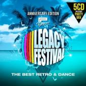 5 Years Legacy Festival (5CD)