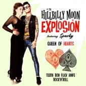 Hillbilly Moon Explosion - Queen Of Hearts (Red Vinyl) (7INCH)