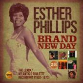 Phillips, Esther - Brand New Day (Lenox/Atlantic & Roulette Recordings (1962-1970)) (5CD)