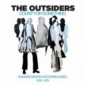 Outsiders - Count For Something (Albums, Demos, Live And Unreleased 1976-) (5CD)
