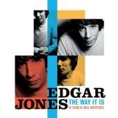 Jones, Edgar - Way It Is - 25 Years Of Solo Adventures (3CD)