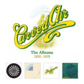 Curved Air - Albums - 1970-1973 (4CD)