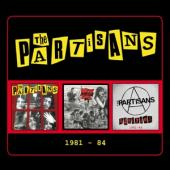 Partisans - 1981-84 (3CD)