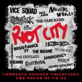 V/A - Riot City - Complete Singles Collection (4Cd Capacity Wallet) (4CD)