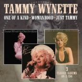 Wynette, Tammy - One Of A Kind/Womanhood/ Just Tammy (2CD)