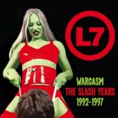 L7 - Wargasm (The Slash Years 1992-1997 / 3Cd Remastered Wallet) (3CD)
