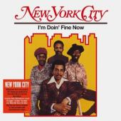 New York City - I'M Doing Fine Now (LP)