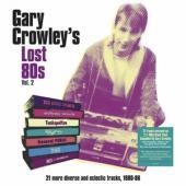 V/A - Gary Crowley - Lost 80S 2 (2 X 180G Clear Vinyl) (2LP)