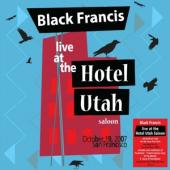Black, Francis - Live At The Hotel Utah Saloon (Red Vinyl) (2LP)