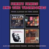 James, Jimmy & The Vagabonds - New Religion/London Swings/This Is/Open Up… (2CD)