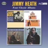 Heath, Jimmy - Four Classic Albums (2CD)