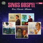 Presley, Elvis/Jim Reeves - Sings Gospel - Five Classic Albums (2CD)