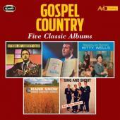 V/A - Country Gospel ( Five Classic Albums) (2CD)