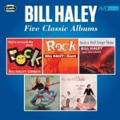 Haley, Bill - Five Classic Albums (2CD)